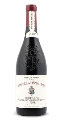 Chateauneuf de Pape Rouge, Chateau de Beaucastel 2012-Wine-Hook & Ford Wine