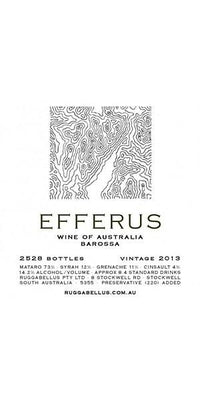 Ruggabellus Efferus 2013-Wine-Hook & Ford Wine