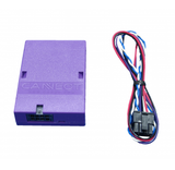 optional CANM8 automatic control unit for front parking sensors