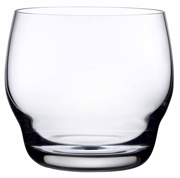 Heads Up whisky glass