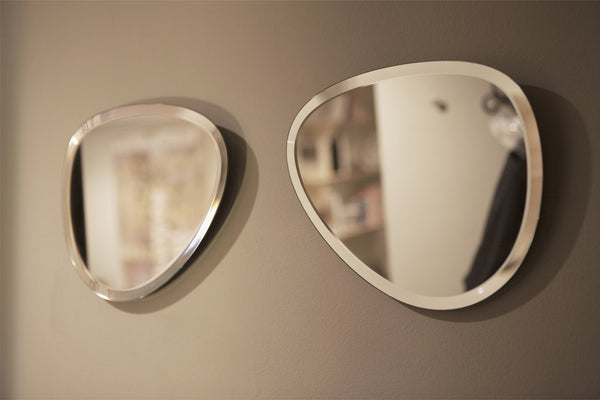 Aviator paired mirrors