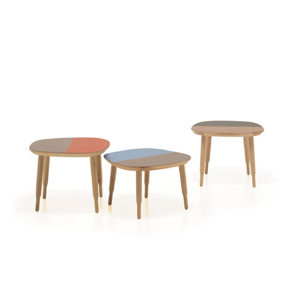 Bump side tables