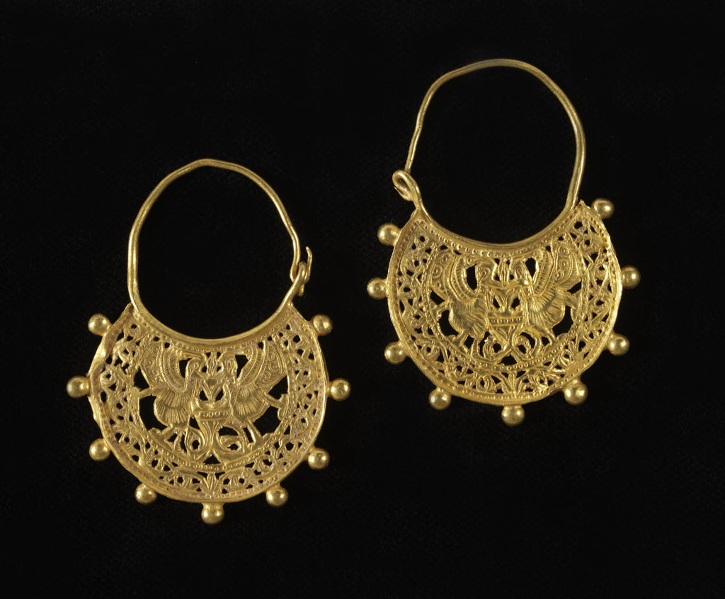 From Elegant Ancient Accessory to Symbol of Black and Latina Culture, The History of Gold Hoop Earrings