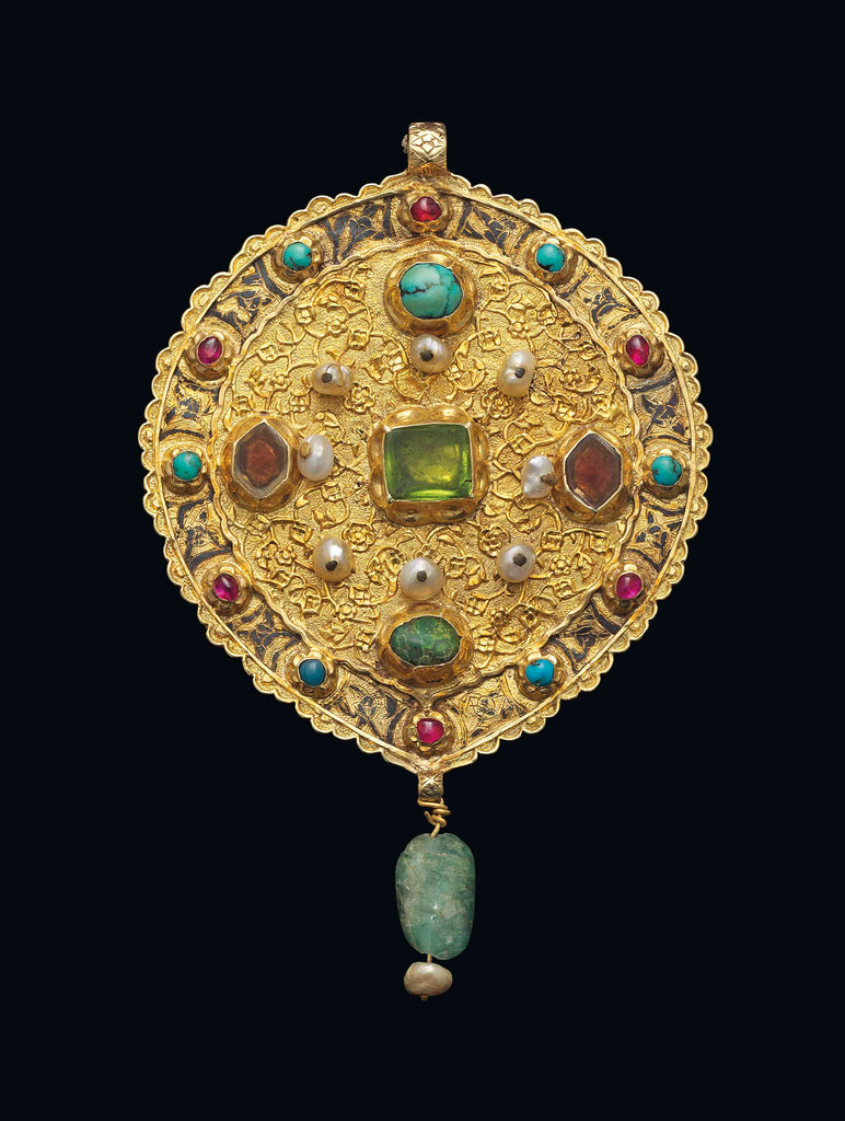 Jewellery Around the World - Turkish Byzantine and Ottoman Jewellery