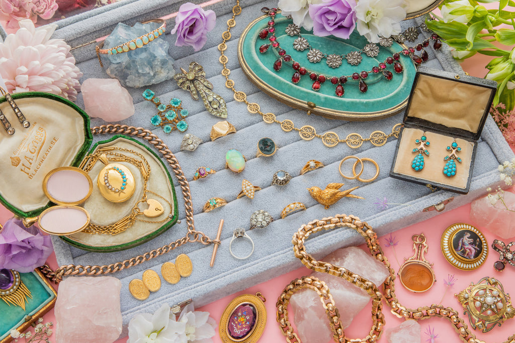 Antique & Vintage Jewellery