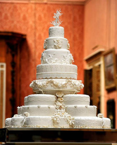 The Royal Wedding Cake; Meghan markle