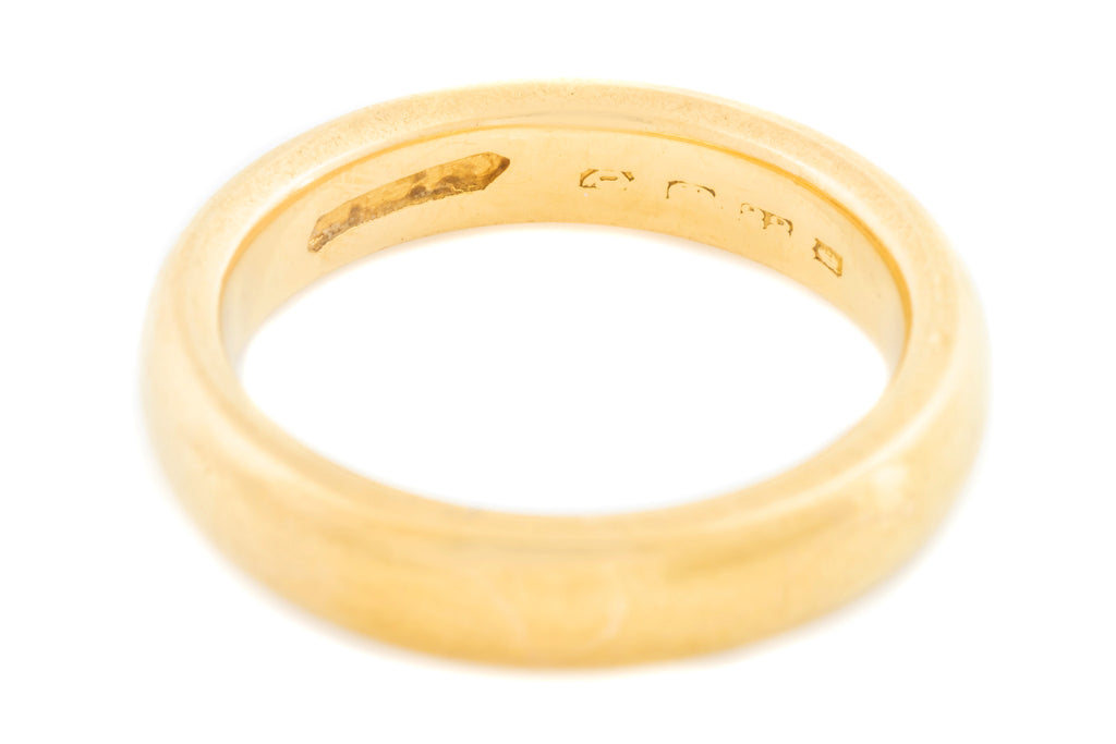 Antique 22ct Gold Wedding Band