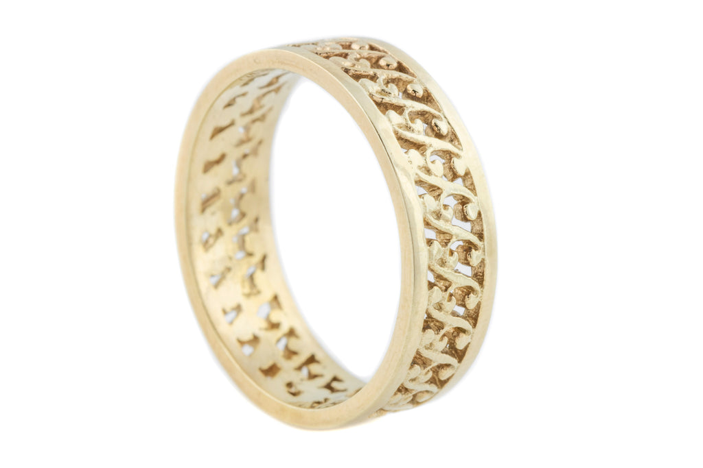 Vintage 9ct Gold Band