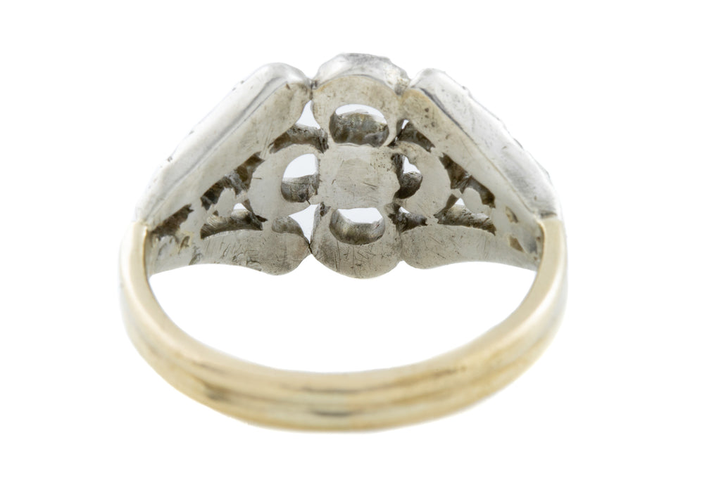 Georgian Diamond Giardinetti Ring (0.30ct) c.1820