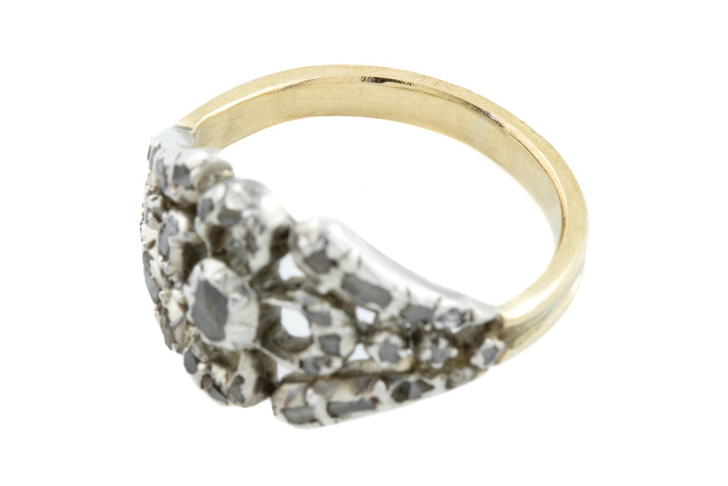 Georgian Diamond Giardinetti Ring (0.3ct) c.1820