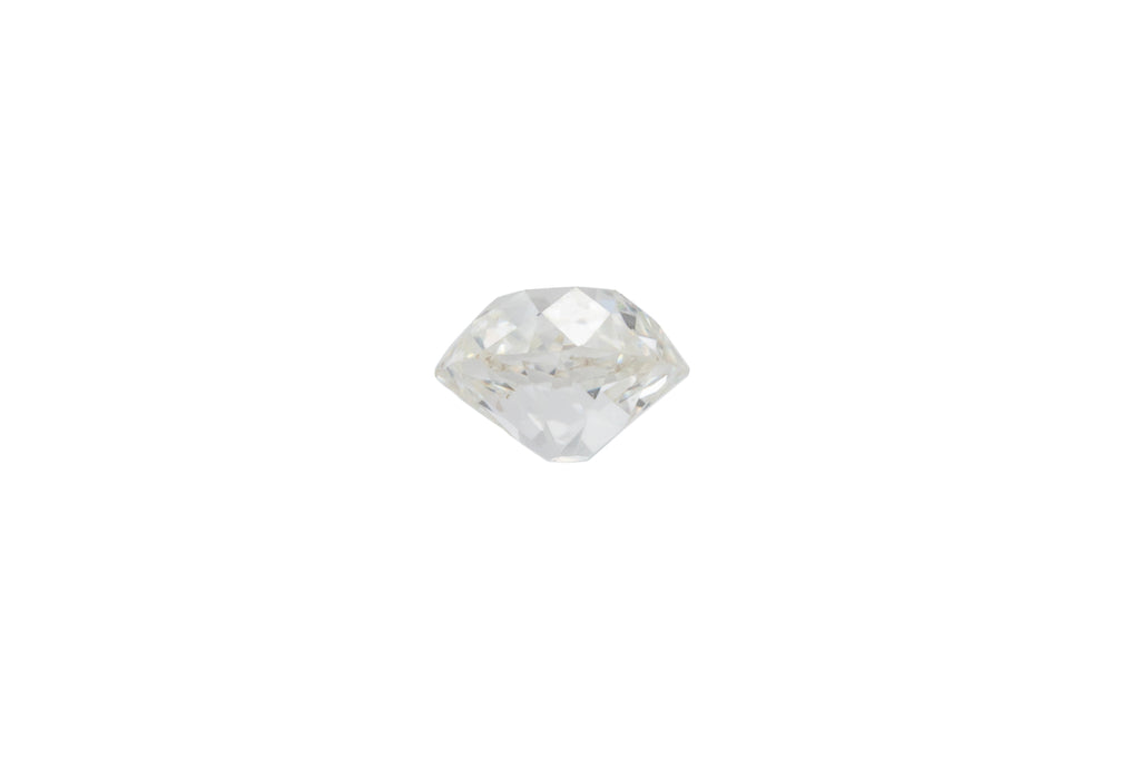 Antique 0.65ct Old Mine Cut Diamond, I/J Colour-VS Clarity