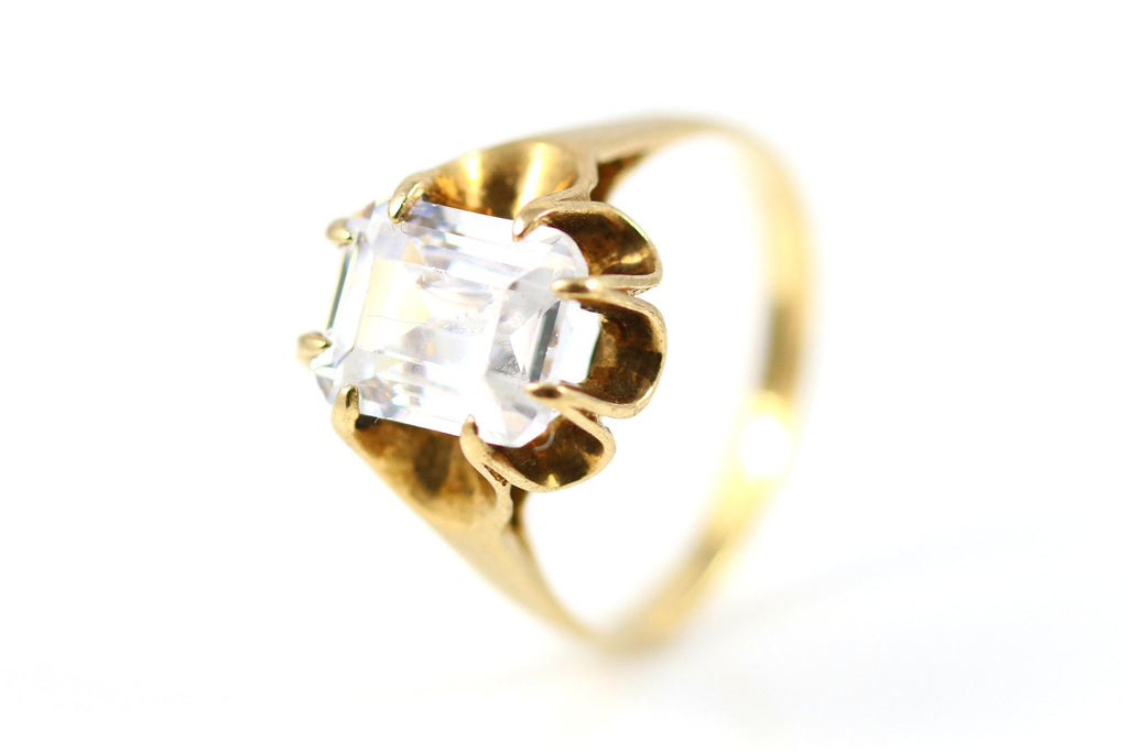 RESERVED! - Vintage Statement Ring- Circa 1960