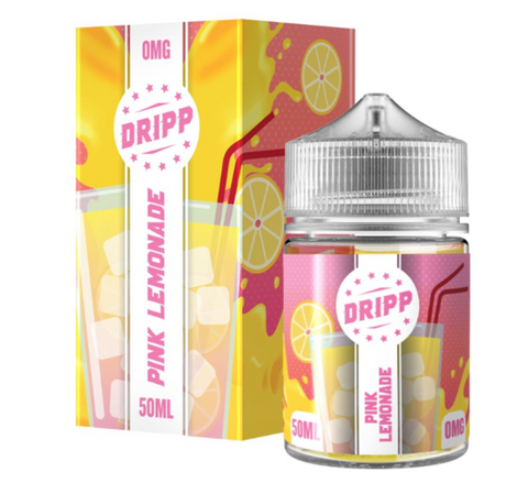 Pink Lemonade by Dripp Short Fill 50ml