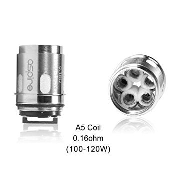 Aspire Athos A3 A5 Coil Replacement Coil