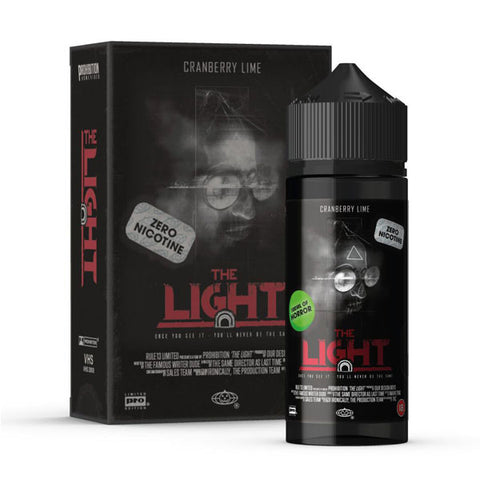 Afterlife - The Light Short Fill 100ml