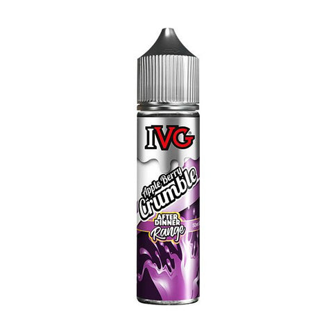 Apple Berry Crumble by IVG Desserts Short Fill 50ml