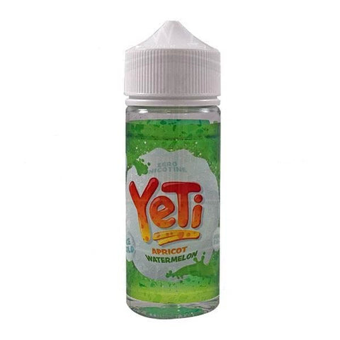 Apricot Watermelon by Yeti Short Fill 100ml