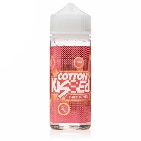 Citrus Fizz Mix by Cotton Kissed Short Fill 100ml