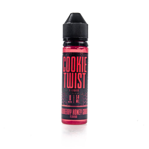 Strawberry Cookie by Cookie Twist Short Fill 50ml