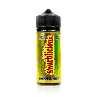 Pineapple Fizzle by Shurblicious Short Fill 100ML