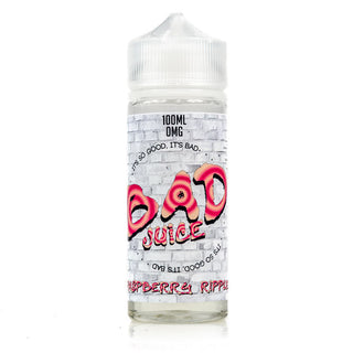 Raspberry Ripple by Bad Juice Short Fill 100ml