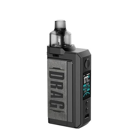 Drag Max Pod Kit by VooPoo Dual 18650 177W