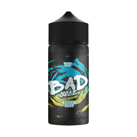Exotic Mist by Bad Juice Short Fill 100ml