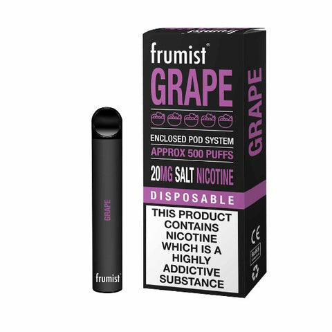 Frumist Disposable Pod Device 500 Puff 20mg
