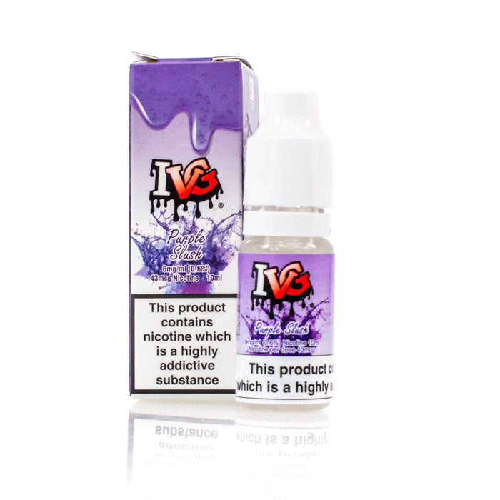 Purple Slush 50/50 E-Liquid by I VG 10ml