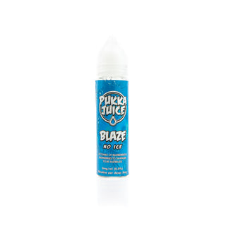 Blaze No Ice by Pukka Juice 50ml Short Fill