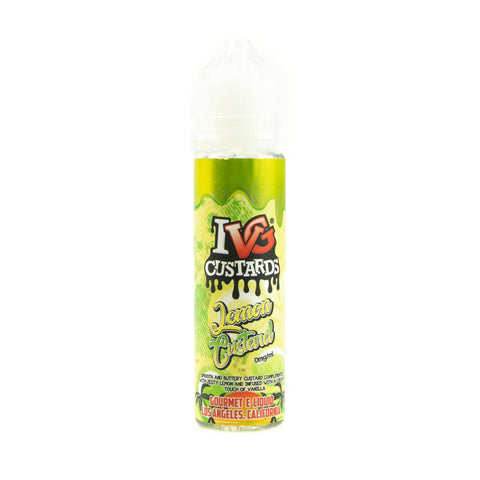 I VG Lemon Custard Short Fill 50ml