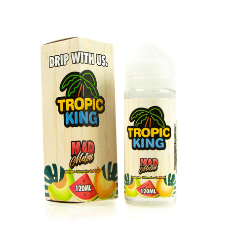 Mad Melons by Tropic King Short Fill 100ml