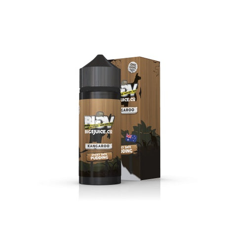 Kangaroo Creamy Series by Big 5 Juice Co Short Fill 100ml