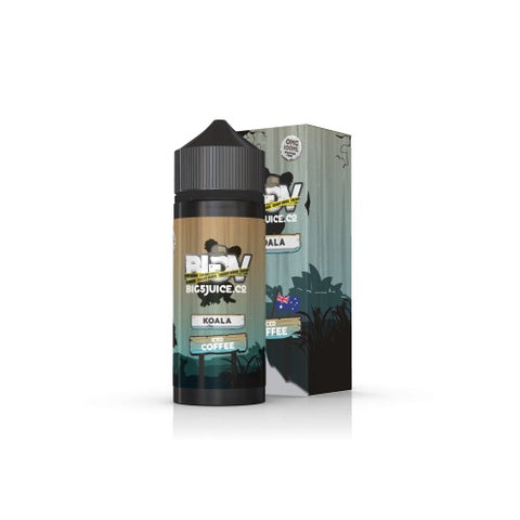Koala Creamy Series by Big 5 Juice Co Short Fill 100ml