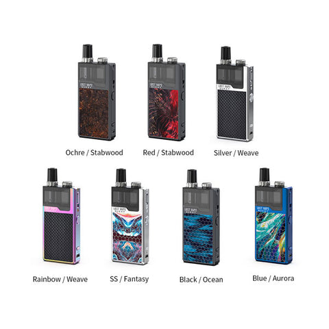 Lost Vape Orion Q-Pro Pod Vape Kit by Lost Vape