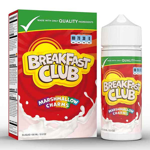 Marshmallow Charms by Breakfast Club Short Fill 100ml