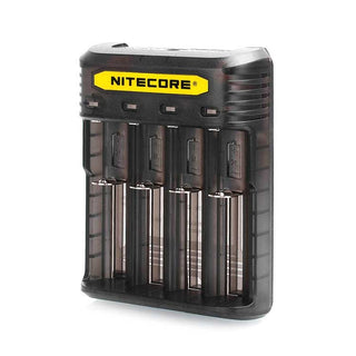 Nitecore Q4 4 Slot 2A Li-ion and IMR Battery Charger