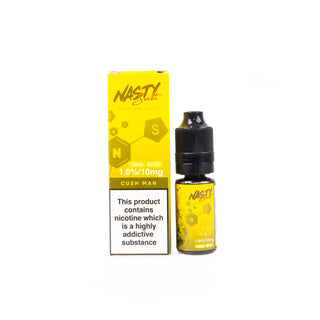 Nasty Salt Cush Man Mango Eliquid 10ml