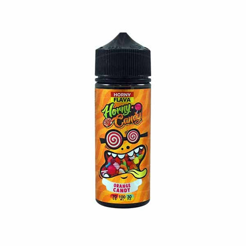 Orange Candy by Horny Candy Short Fill 100ml