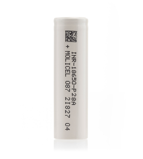 MoliCel P28A Battery 2Pcs