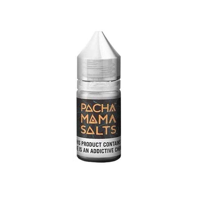 Icy Mango by Pacha Mama Salt Nic E-Liquid 10ml