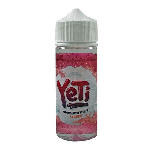 Passionfruit Lychee by Yeti Short Fill 100ml