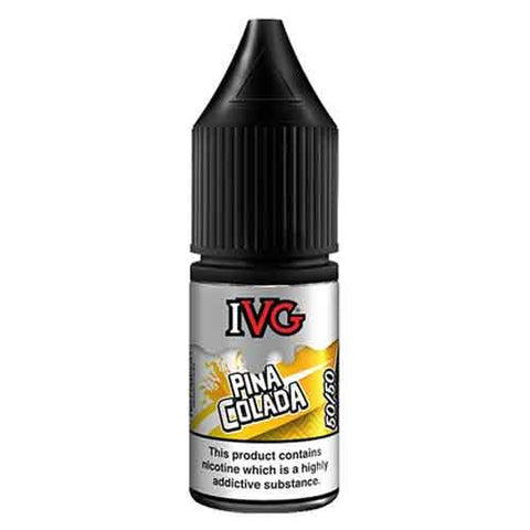 Pina Colada 50/50 E-Liquid by IVG 10ml