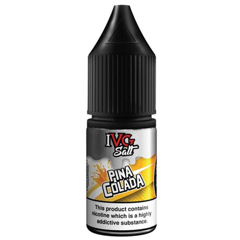 Pina Colada Salt E-Liquid By IVG 10ml