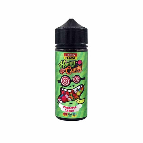Pineapple Candy by Horny Candy Short Fill 100ml