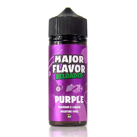 Purple by Major Flavor Reloaded Short Fill 100ml