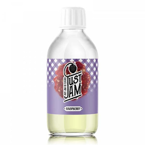 Raspberry by Just Jam Short Fill 200ml