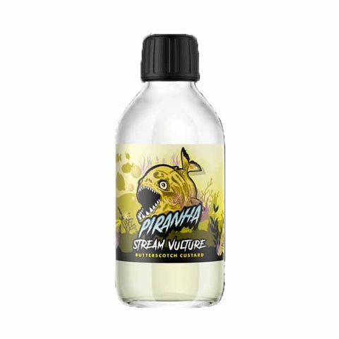 Steam Vulture by Piranha Short Fill 200ml