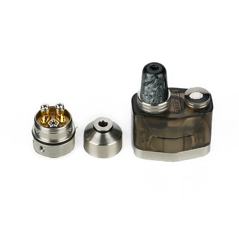 THC Tauren X Pod RBA / MESH Replacement Pod Cartridge 1 Pcs
