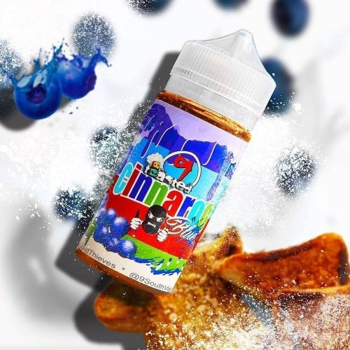 CinnaRoo by Cloud Thieves  - 100ml E-liquid